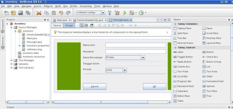 Netbeans 6.0 pada OpenSUSE 10.3